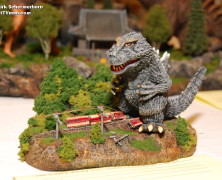 Wonderfest 2012:  Giant Monsters and Dinosaurs