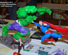 Wonderfest 2011: Comic Book Models