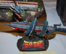 Wonderfest 2011: Giant Monsters
