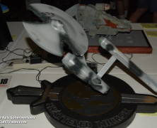 Wonderfest 2013: Star Trek Models