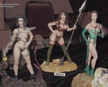 Girls of Wonderfest 2002
