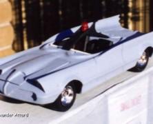 On The Bench 58a: Alexander Attard's Batmobile