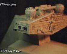 On The Bench 62a:  Jay Visser's Star Destroyer