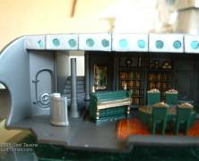 On The Bench 218b: Joel Tavera's Nautilus