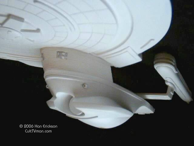 secondary hull view