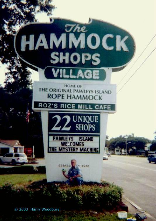 harryscooby01 harry woodbury in pawleys island south carolina september 2003      rh   culttvman