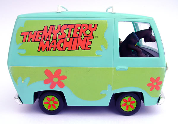 magical mystery machine